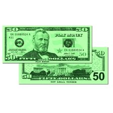 $50 Bills (Set of 50)