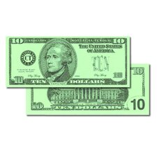 $10 Bills (Set of 100)