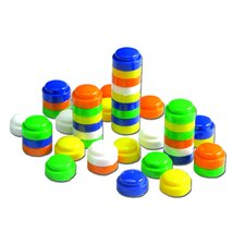 Stacking Counters 500 Piece Set