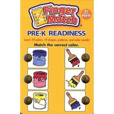 Finger Match Prek Readiness
