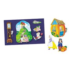 Flannelboards Set 1 Nursery Rhymes