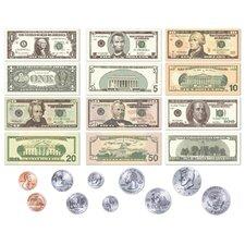 Coins Flannelboard Set