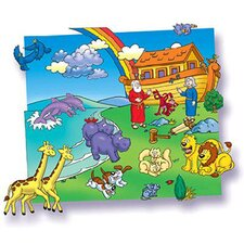 <strong>Little Folks Visuals</strong> Noahs Ark Pre-cut Felt Set 20