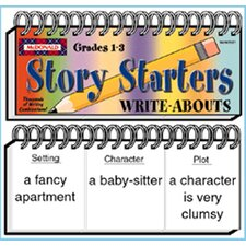 Write-abouts Story Starters Gr 1-3