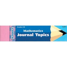 Journal Booklet Mathematics Gr 4-8