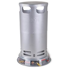 <strong>Mi-T-M</strong> Gas-Fired Portable 200,000 BTU Convection Propane Tank Top Space Heater