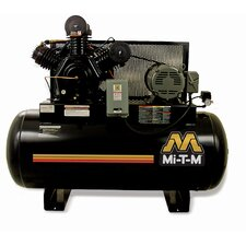 120 Gallon 2 Stage Stationary Air Compressor