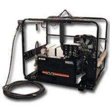 Kubota Diesel Cold Water PW, 6100PSI @ 6.3 GPM Pressure Washer