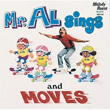 Mr. Al Sings And Moves Cd