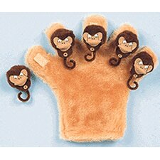<strong>Melody House</strong> Monkey Mitt Single - Mitt Only