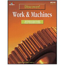 Discover Work & Machines Gr 4-6
