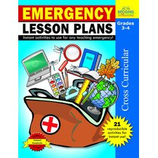 Emergency Lesson Plans Gr 3-4