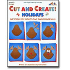 Cut & Create Holidays Gr Pk-2