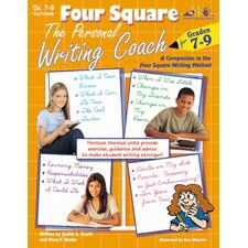 Four Sq The Personal Writing Gr 7-9