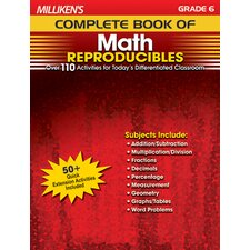 Millikens Gr6 Complete Book Of Math