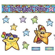 Bb Set Birthday Stars
