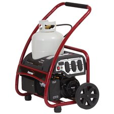 3,250 Watt Propane Generator with Recoil Start
