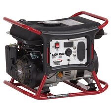 1500 Watt Gas Generator with Recoil Start