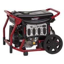 10,000 Watt Gas Generator with Recoil/Electric Start