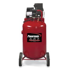 <strong>Powermate</strong> 27 Gallon Oil Free Direct Drive Air Compressor