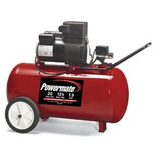 20 Gallon Oil Free Direct Drive Air Compressor