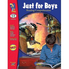 Just For Boys Reading Comprehension
