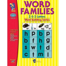 Word Families 2 & 3 Letters