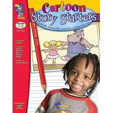 Cartoon Story Starters Gr 1-3