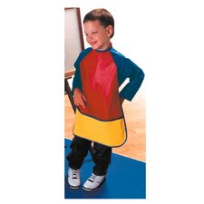 <strong>Peerless Plastics Inc</strong> Kinder Smocks Long Sleeves Ages 3-6