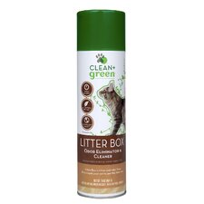 Litter Box Odor and Stain Remover