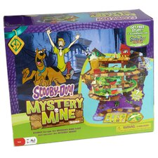 <strong>Pressman Toys</strong> Scooby-Doo Mystery Mine Board Game