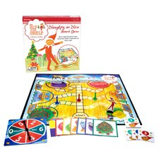 <strong>Pressman Toys</strong> Elf on the Shelf Naughty or Nice Board Game