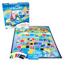 Smurfs to the Rescue Board Game