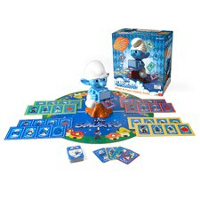Smurfs Whirl and Twirl Board Game