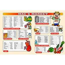 Market Math Extra Price Lists 6