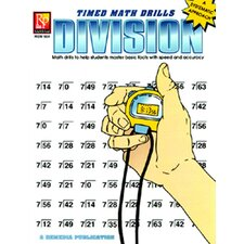 Timed Math Facts Division