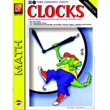 Time Concepts Series Gr 4-6