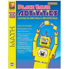 Place Value Activity Book