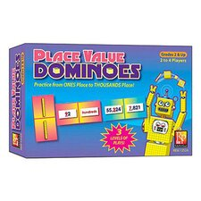 <strong>Remedia Publications</strong> Place Value Dominoes (Set of 48)