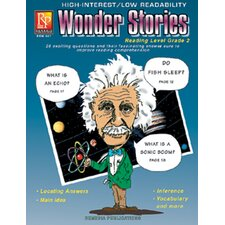 <strong>Remedia Publications</strong> Wonder Stories 2nd Gr Reading Level