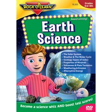 Earth Science Dvd Gr 5 & Up