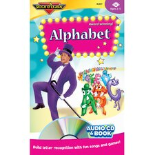 Alphabet Cd + Book