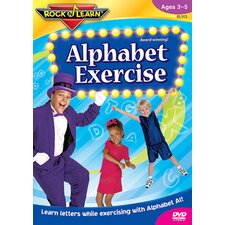 Alphabet Exercise Dvd