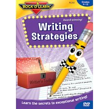 Writing Strategies Dvd Gr 4 & Up