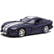 1:25 Scale Dodge Viper GTS Coupe Car