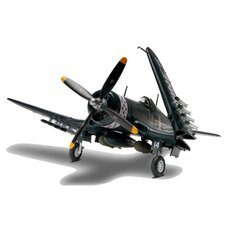 1:48 Corsair F4U-4 Airplane