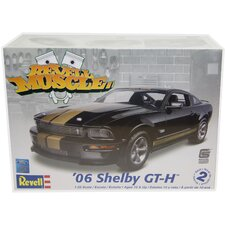 1:25 Shelby GT-H Car Model Kit