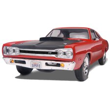1:24 '69 Dodge Super Bee 2 'n 1 Car Model Kit
