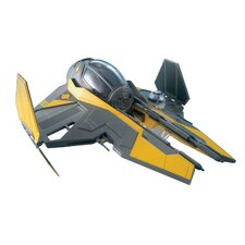 Star Wars Anakin's Jedi Starfighter Spaceship Model Kit