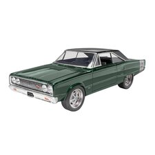 1967 Dodge Coronet Car Model Kit